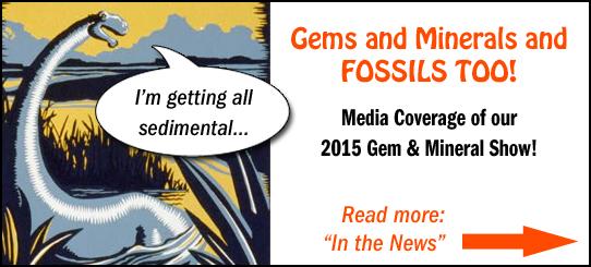 2015 Gem Show news