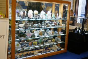 In the News: Record Crowd at Gem Show